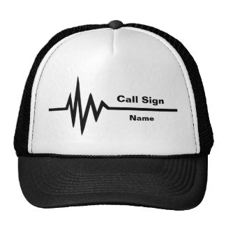 Frequency Line Call Sign & Name Cap