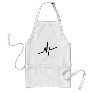 Frequency music pulse aprons