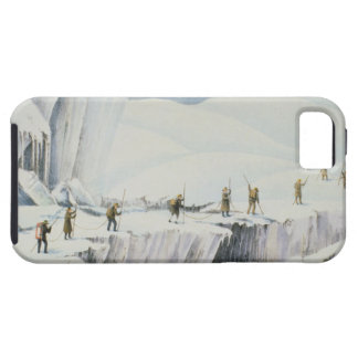Frequent Appearance of the Ice with Bridges of Sno iPhone 5 Case