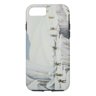 Frequent Appearance of the Ice with Bridges of Sno iPhone 8/7 Case