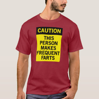 Frequent Farts T-Shirt