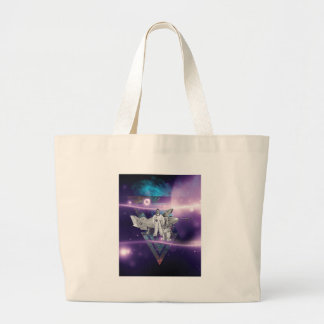 Frequent Flyer by Night Tote Bags