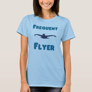 Frequent Flyer Swim T-Shirt