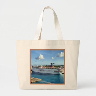 Frequent Visitor Canvas Bag