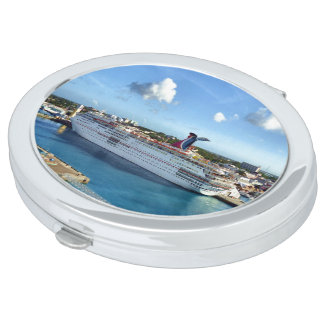 Frequent Visitor Compact Mirror