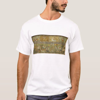 Fresco Mehrangarh Fort Jodhpur Rajasthan India 2 T-Shirt
