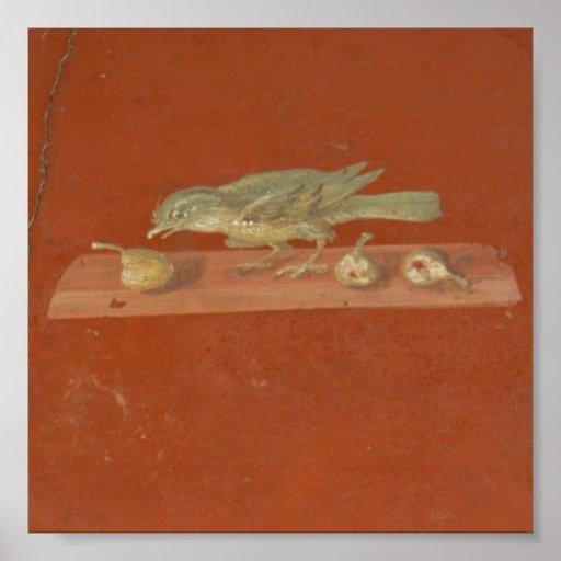 Fresco, Villa Oplontis Print