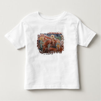 Frescoes from the 14th Century Serbian Church, Toddler T-Shirt