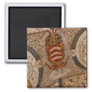 Frescos of Assisi Italy III Refrigerator Magnets