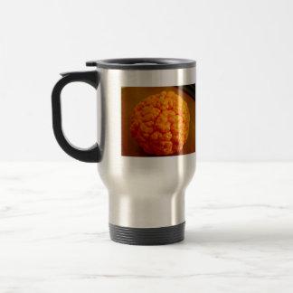 Fresh and Crinkly mandarine Mug