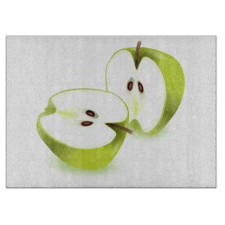 Fresh apple. cutting board