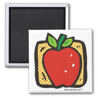 Fresh Apple. Magnet