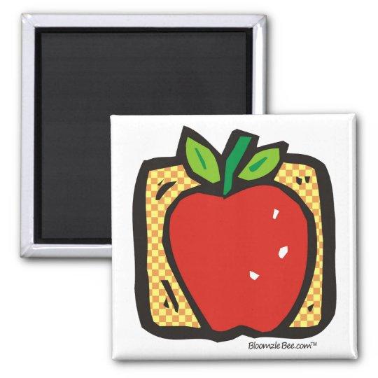 Fresh Apple. Magnet