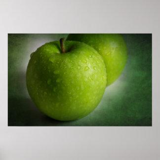 Fresh Apples Print