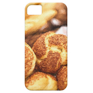 Fresh baked bread iPhone 5 cover