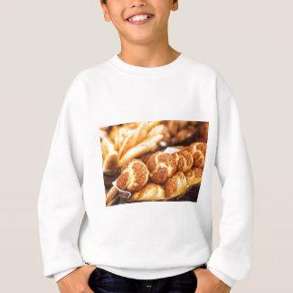 Fresh baked bread sweatshirt