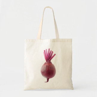Fresh beetroot tote bag