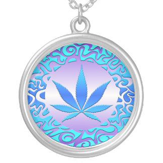 Fresh Blaze Silver Plated Necklace