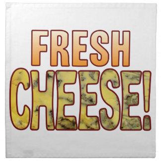 Fresh Blue Cheese Printed Napkins