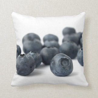 Fresh Blueberries Cushion