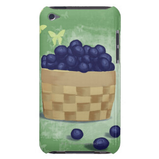 Fresh Blueberries iPod Touch Cover