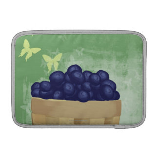 Fresh Blueberries Sleeve For MacBook Air