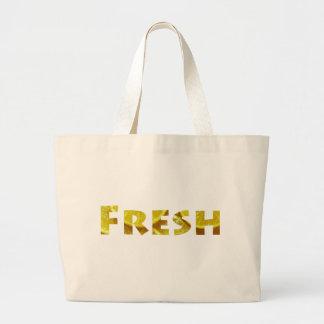 Fresh Branded Large Tote Bag