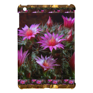 Fresh CACTUS Cacti Flower: Wild Exotic Floral Show Case For The iPad Mini