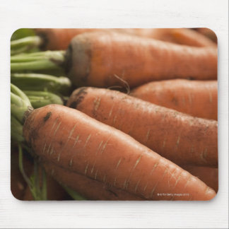 Fresh Carrots at the Union Square Greenmarket Mouse Mat
