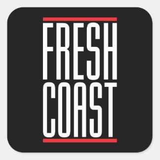 Fresh Coast Square Sticker