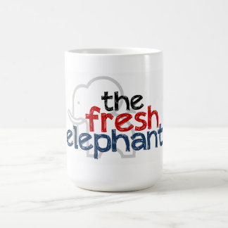Fresh Coffee Basic White Mug