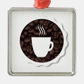 Fresh Coffee Christmas Ornament