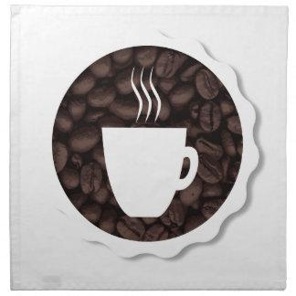 Fresh Coffee Napkin