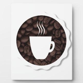 Fresh Coffee Plaque