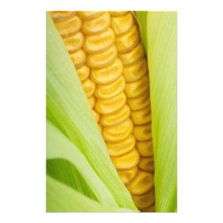 Fresh Corn custom flyers