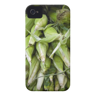 Fresh corn in market iPhone 4 case