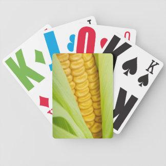Fresh Corn playing cards