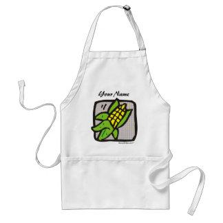 Fresh Corn Standard Apron