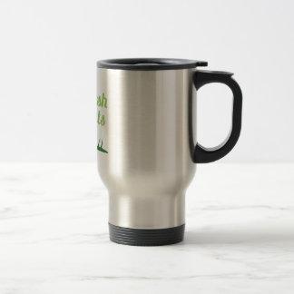 Fresh Cuts Coffee Mug