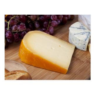 Fresh Dutch Cheese Postcard