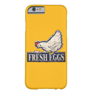 fresh eggs barely there iPhone 6 case