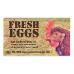Fresh  Eggs - Red hen Layer Chicken