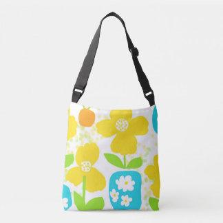 Fresh flowers a All-Over-Print Cross Body Bag