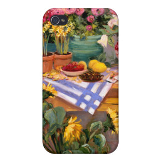 Fresh Flowers I Cases For iPhone 4