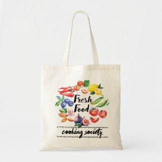 Fresh Food Grocery Bag