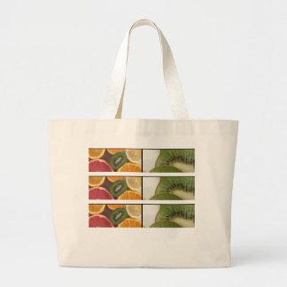 Fresh Food Jumbo Tote Bag