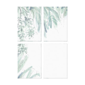 Fresh Forest Leaf Summer Wall Art