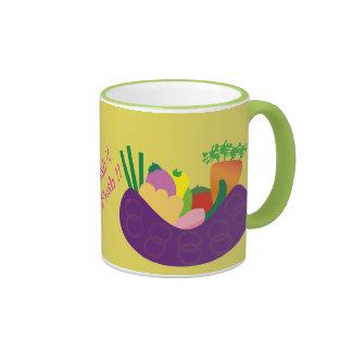 Fresh !! Fresh !! Ringer Mug