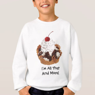 Fresh Fruit Cherry Dessert Kid's T-Shirt