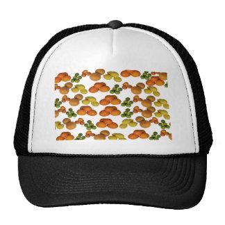 fresh fruit hat